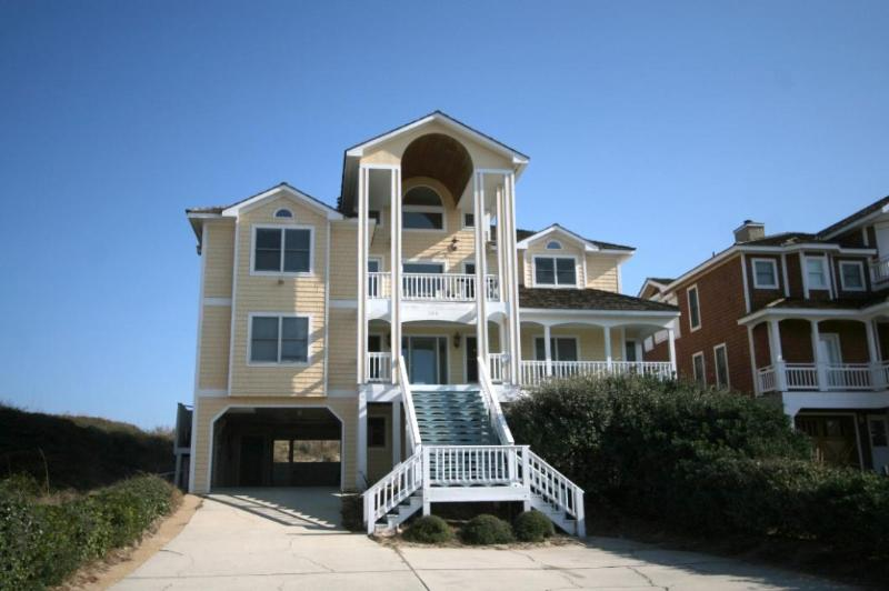 SS04: Sandcastle in the Sand - Image 1 - Nags Head - rentals