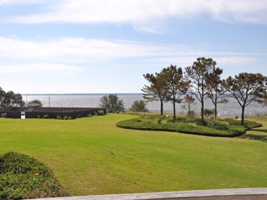 View from Bedroom 3 Balcony - VR1: Dolphin's Frolic VR1 - Nags Head - rentals