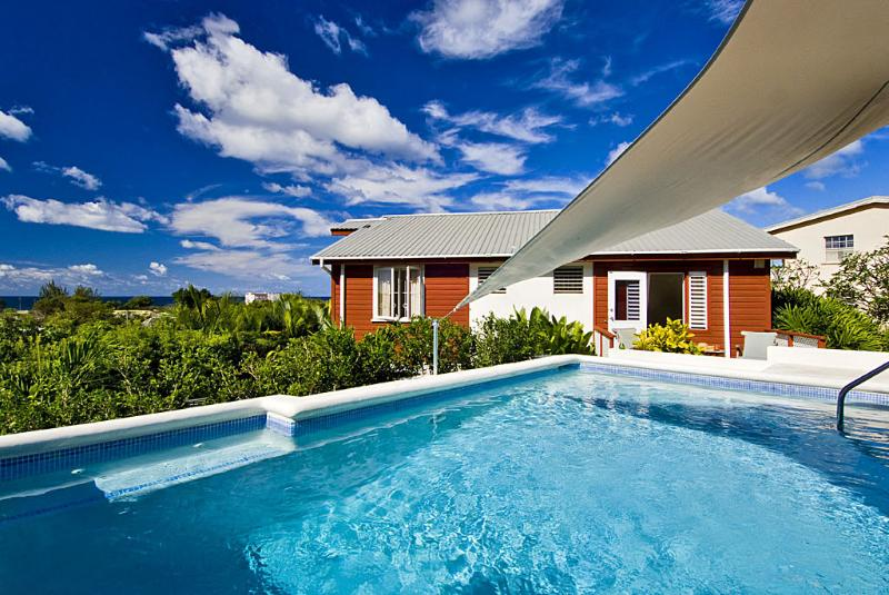 View from pool - The Paradise Lodge Experience  2 Bedroom apartment - Oistins - rentals