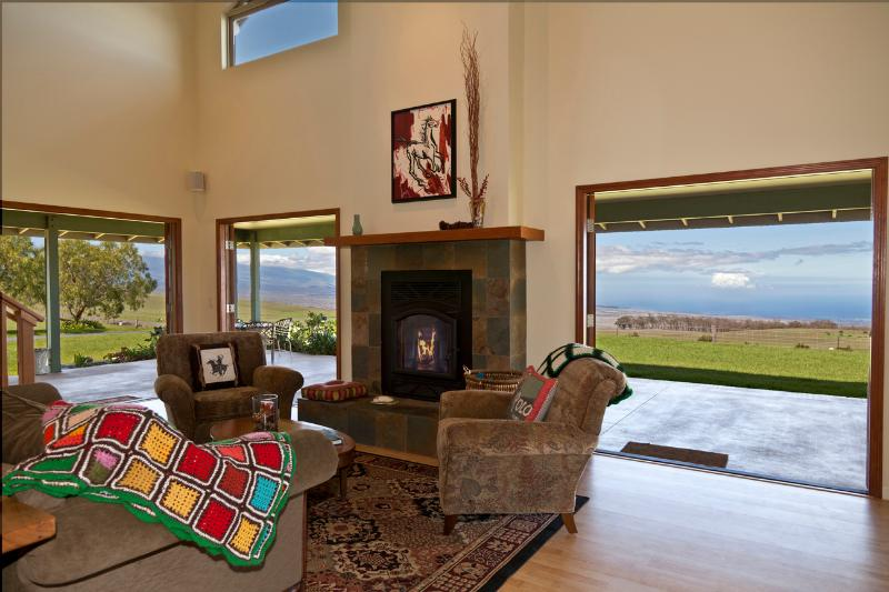 great room - Pueo Up-Country Ranch - Kamuela - rentals