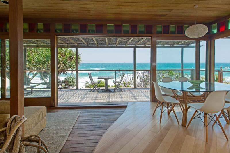 Living area view - Beach House - Byron Bay - rentals