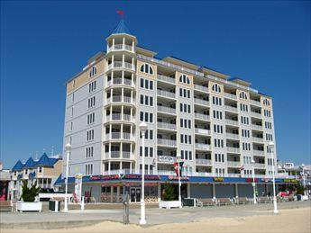 Exterior1 - Belmont Towers TH 6 (Side) 108644 - Ocean City - rentals