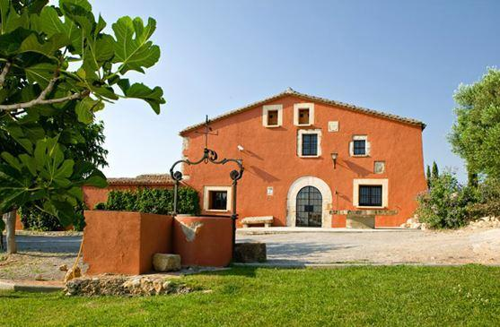 Mas Pigot, masia sourrended by vineyards and only 40 min. from Barcelona and 25 min. from Sitges - Image 1 - Sitges - rentals