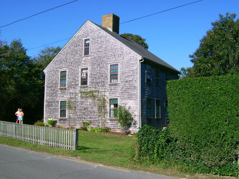 View of house from Mill Street - Millview - Nantucket - rentals