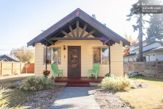 Charming Vintage Cottage on the Westside, Fantastic Location - Image 1 - Council Grove - rentals