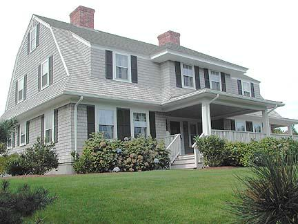 Front Yard - West Chatham Cape Cod Vacation Rental (2255) - Chatham - rentals