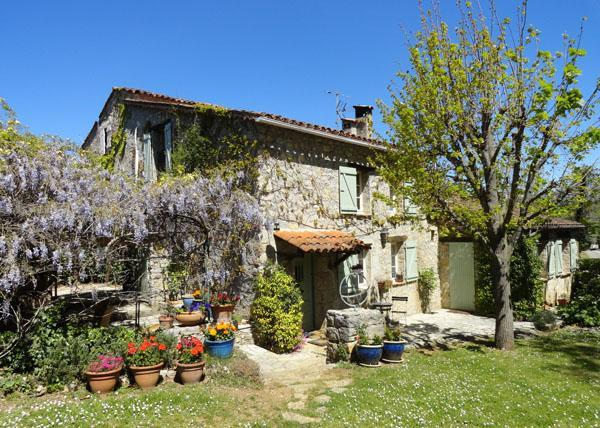 The house - Charming old stonehouse with pool, Fayence. 6pers. - Fayence - rentals