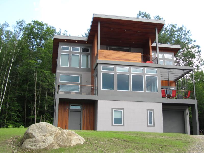 Leisure House  - Soho Meets the Adirondacks- Modern Brand New Home - Brant Lake - rentals
