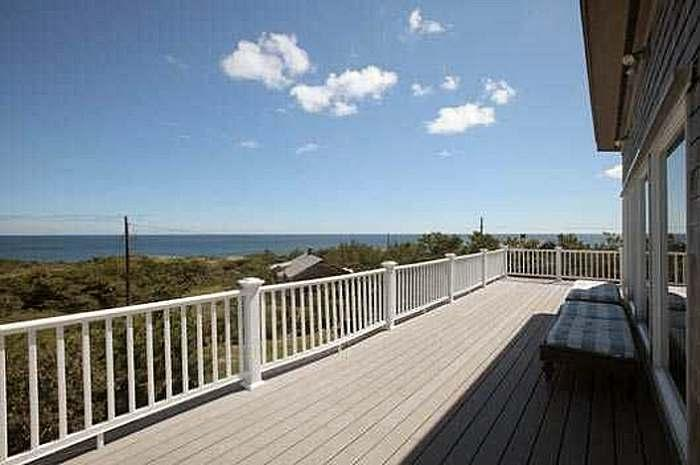 View from Cottage - Solymar - This is where you want to stay! - South Wellfleet - rentals