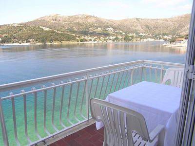 Dubrovnik Waterfront Apartment - Image 1 - Zaton - rentals