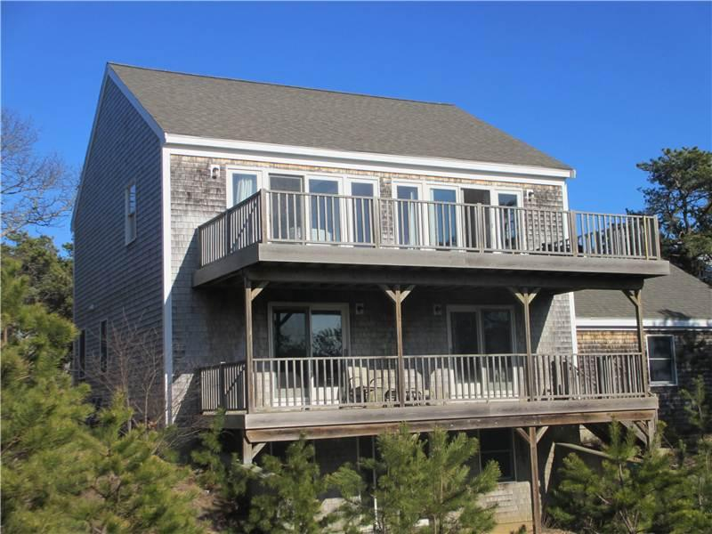 Stunning Sunsets & Bay views! - WLEON - Image 1 - Truro - rentals