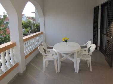 A3(6+2): covered terrace - 7246 A3(6+2) - Vodice - Vodice - rentals