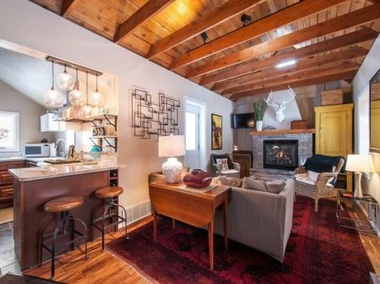 Gorgeous Contemporary Cottage in Old Town Park City - Image 1 - Park City - rentals