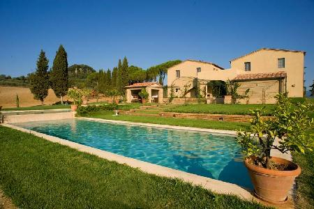 Extraordinary Villa Marchesa features a gym, three pools, sauna and jacuzzi - Image 1 - Grosseto - rentals