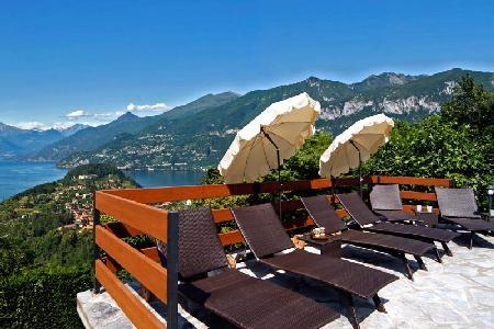 Villa dei Sogni- exquisite views of the Alps & lakes with pool, near hiking - Image 1 - Bellagio - rentals