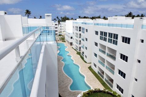 Another look at the beautiful complex - Presidential Suites by Lifestyle (Punta Cana) - Punta Cana - rentals