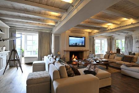 Luxury ski Chalet de Glisse offers jacuzzi, terrace and maid service - Image 1 - Megève - rentals