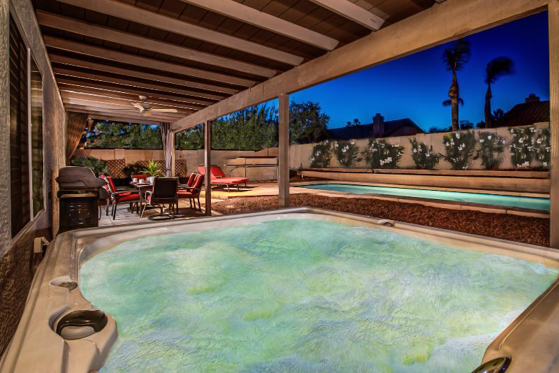 Relax in our Sonoran Villa! Extraordinary Home! - Image 1 - Scottsdale - rentals