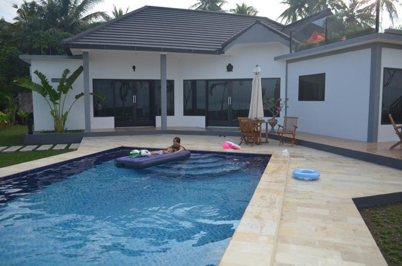 Luxury Beach front Villa - Luxury Beach front Villa  & private pool - Bali - rentals