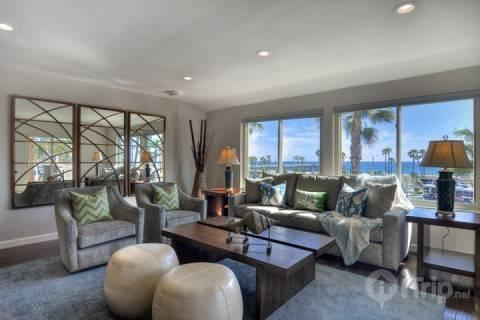 Brand New Beachfront / Boardwalk Upscale Condo (3538333) - Image 1 - Newport Beach - rentals