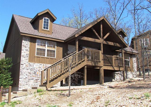 Dream Catcher Cabin - Dream Catcher Cabin- 2 Bedroom, 2 Bath, Pet Friendly, Golf Resort Lodge - Branson West - rentals