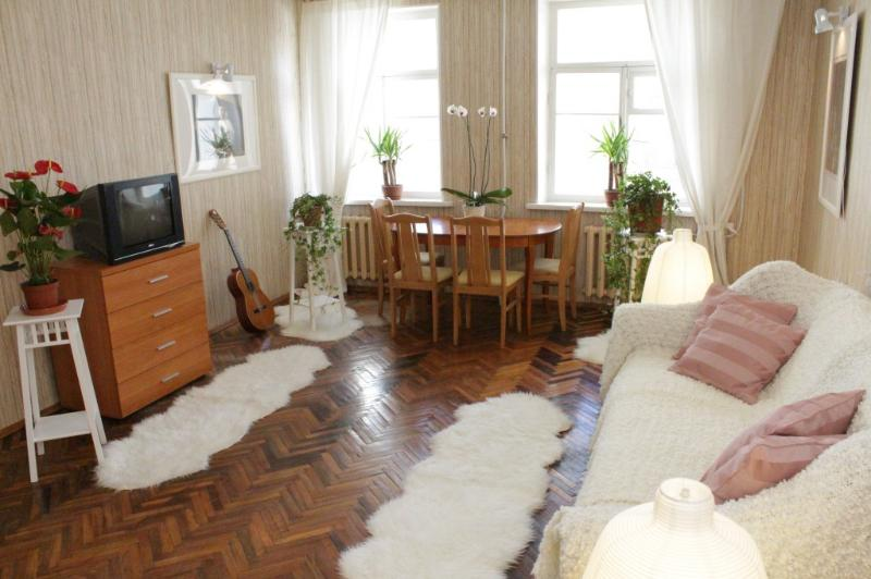 Large 2 room apt near the Conservatory - Image 1 - Saint Petersburg - rentals