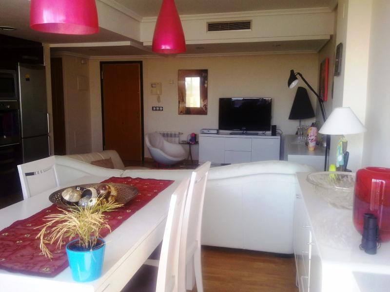 dining.room - FLAT CLOSE TO THE BEACH WITH  OCEANOGRAPHIC´S VIEW - Valencia - rentals