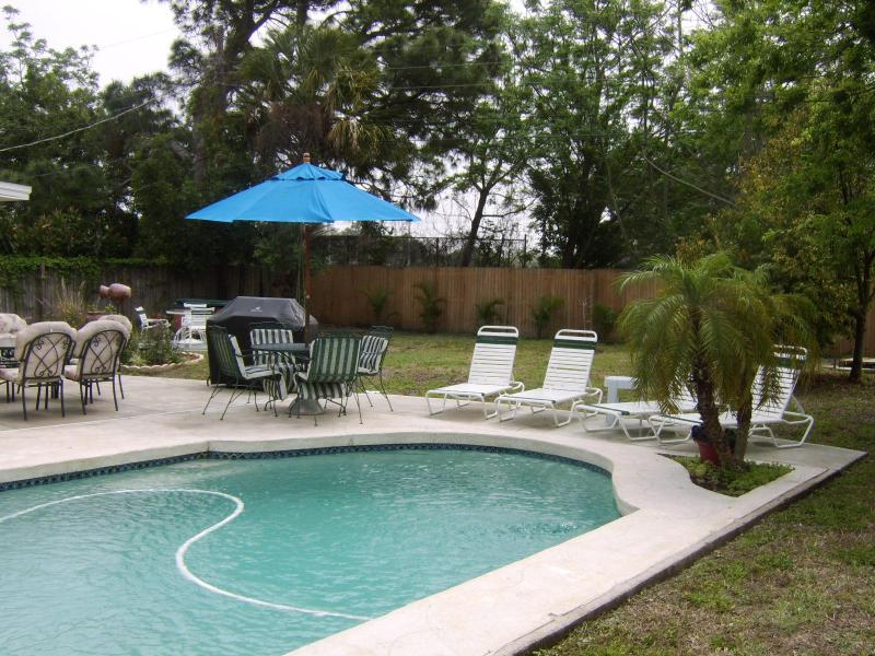 Vic's Place - Heated Pool, Jacuzzi, Game Room - Image 1 - Bradenton - rentals