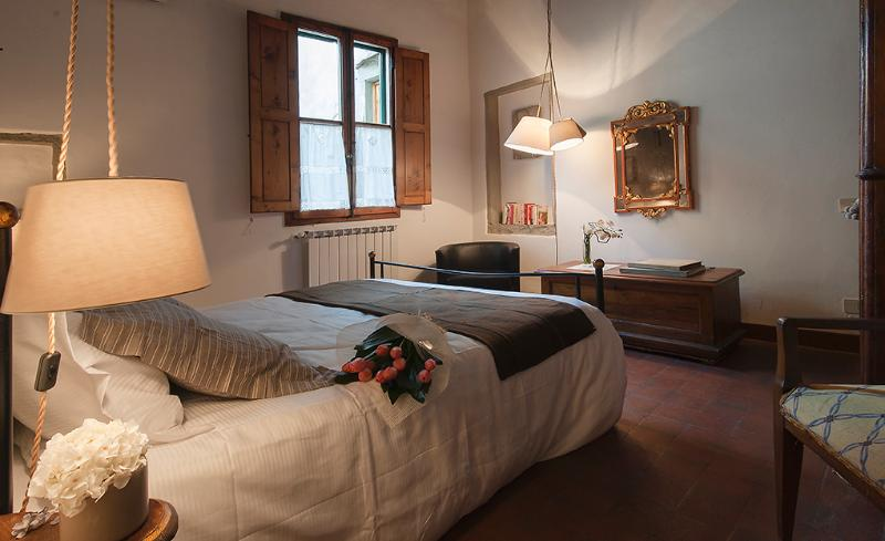 bedroom views - 2 rooms flat, between Duomo and Uffizi - Yome - Florence - rentals