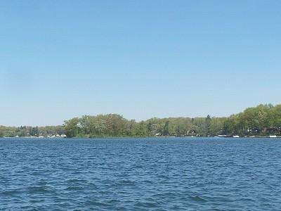 View of lake - Beautiful Lakefront Home, All-Sports Budd Lake - Harrison - rentals