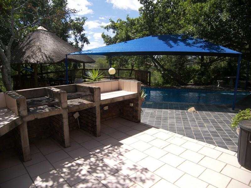 Braai area - Self Catering Holiday House - Hazyview - rentals