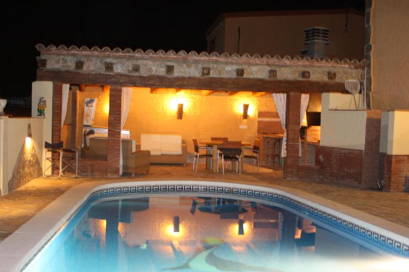 Pool Loungcorner - Privat Villa with pool - Roses - rentals