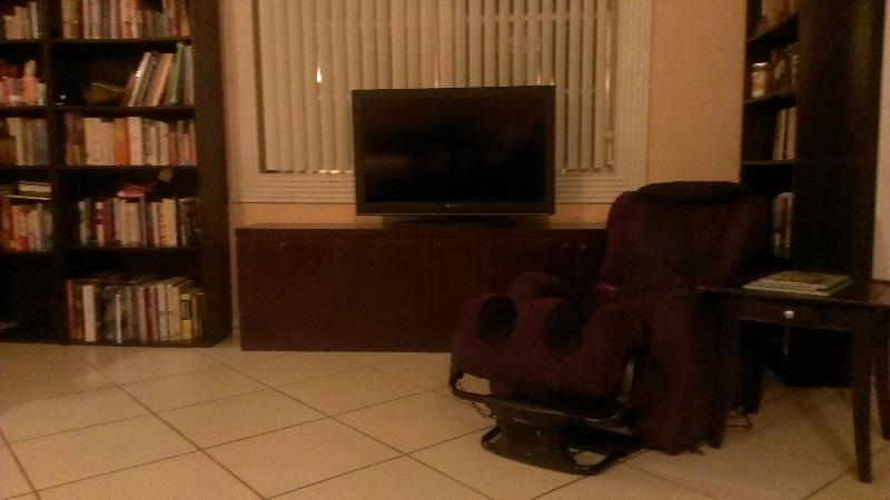 Massage Chair - RELAX! - 2 Bedroom Beautiful, POOL & Close to the Ocean - North Miami Beach - rentals