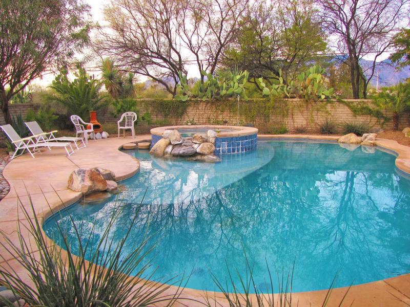 Your Tucson Paradise vacation rental - Your Tucson Paradise with Pool & Spa - Tucson - rentals