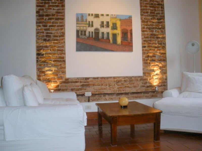 The apartment has been professionally renovated yet keeps the character of historic Argentina. - Plaza Dorrego Penthouse in the Heart of San Telmo - Buenos Aires - rentals