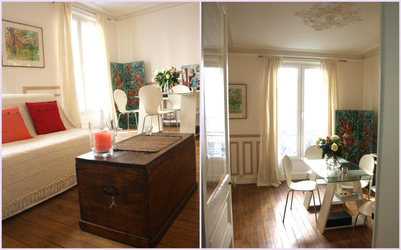 Le Vallery-All Things Bright & Beautiful Home - Image 1 - 17th Arrondissement Batignolles-Monceau - rentals