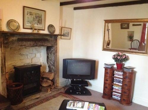 KEEPERS COTTAGE, Nenthead, Alston, Northumberland Cumbria Border - Image 1 - Nenthead - rentals