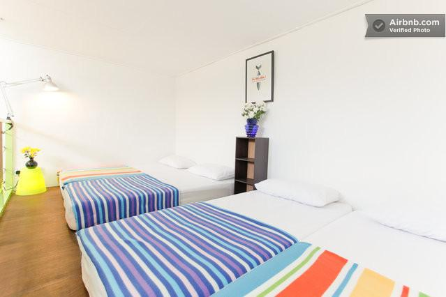 "4 single beds at the loft - "" tiny Knocknock "" - Melaka - rentals"