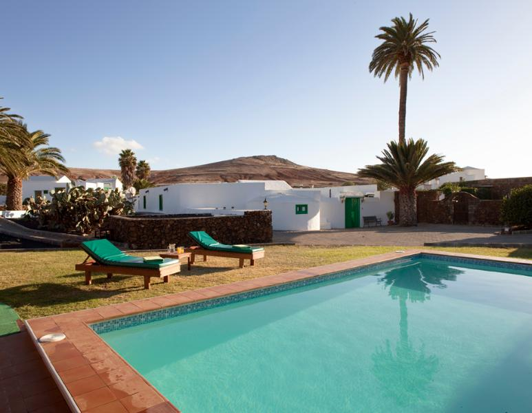 Heated Swimming Pool - Casa Catalina II | Rural Villas - Los Valles - rentals