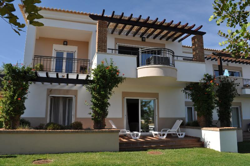 front  - Townhouse Oliveira - Moncarapacho - rentals