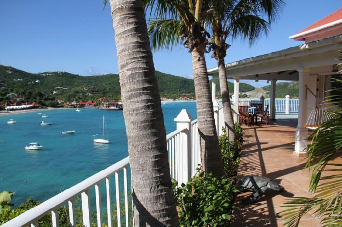 La Vigie at Saint Jean Bay, St. Barth - Ocean View, Pool, Perfect For Family With Teenagers Or For Friends - Image 1 - Lorient - rentals