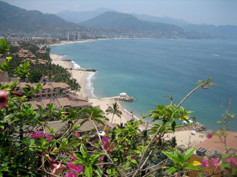 Heavenly Views from Penthouse 1744 - Sea River Penthouse 1744 -  Directly on the beach! - Puerto Vallarta - rentals