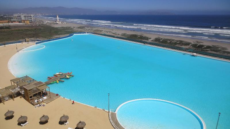 View from the apartment - Resort Laguna del Mar - La Serena - rentals