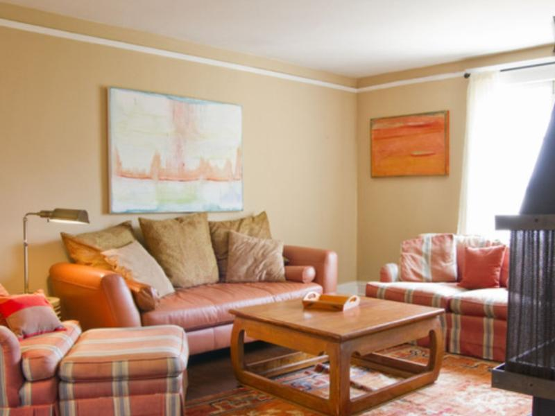 Pac Hghts Penthouse 1 BR Apt with Terrace-1 mo min. - Image 1 - San Francisco - rentals