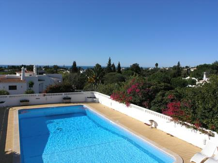 Large heated pool and stunning views to the sea - Vila do Milho - Carvoeiro - rentals