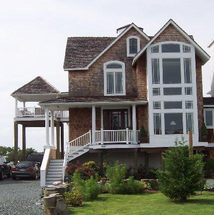 The Moorings South - Moorings South  -  Waterfront, 4 BR/4BA w/Elevator - Chincoteague Island - rentals