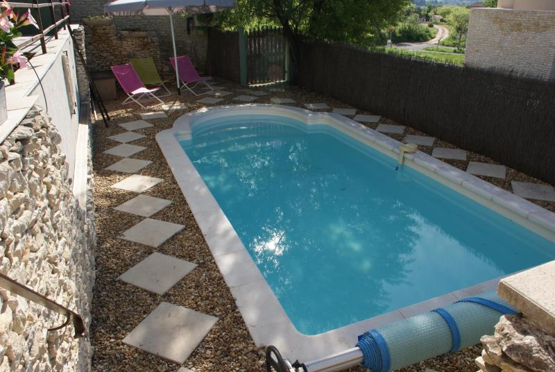 Pool - Quiet villa with private pool near Gordes Provence - Joucas - rentals