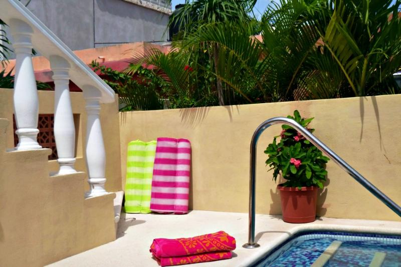 Welcome to  Casa de Risa!  Your Tropical Oasis - Casa de Risa! $495/wk thru Oct 1 2014 - Akumal - rentals