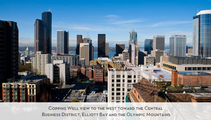 Coppins Well #1406 - Image 1 - Seattle - rentals