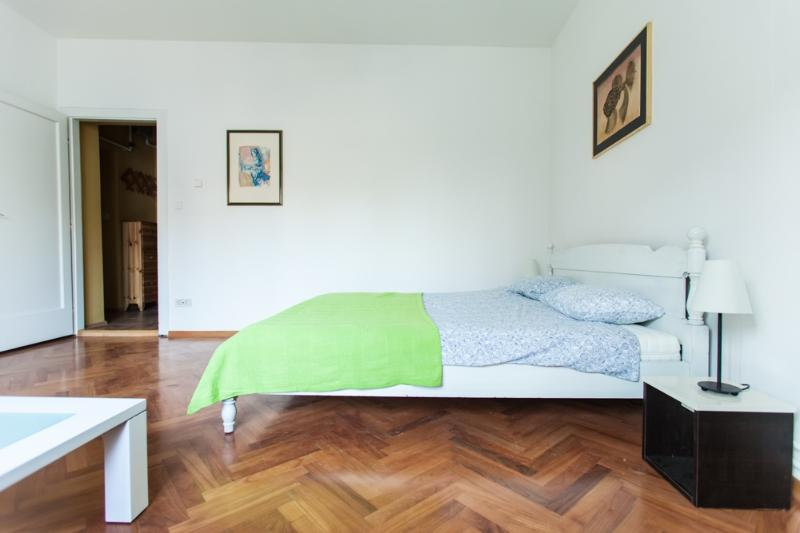 Bed - Bright and cozy - Zagreb - rentals
